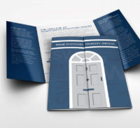 gate fold design by Blue Pixel Design Ltd
